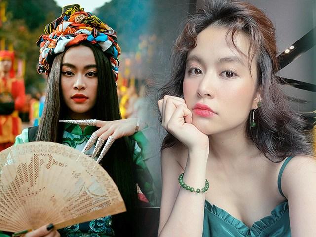 Hoàng Thuỳ Linh chỉ sửa nhẹ đôi điểm trên gương mặt mà fan dụi mắt nhìn hoài không ra
