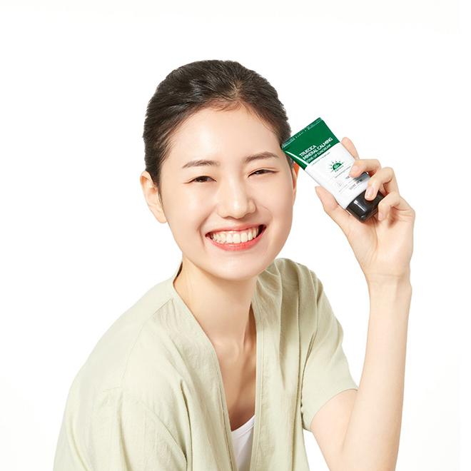 Kem chống nắng thế hệ mới chống nắng mạnh, kiềm dầu, làm dịu da và kết cấu nhẹ mặt - 5