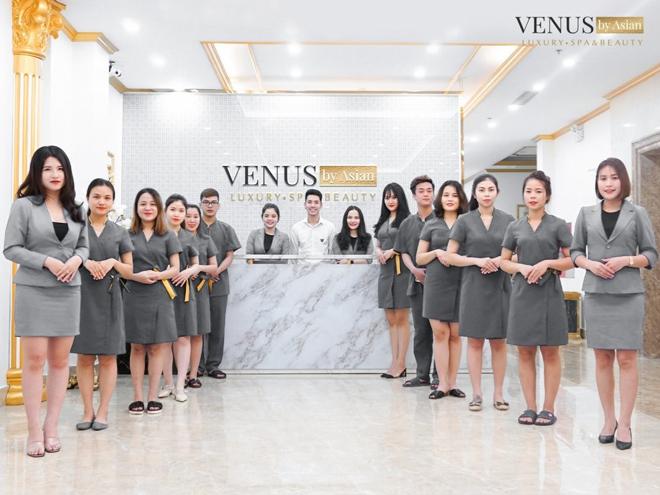 Lý giải tại sao phòng khám Venus By Asian được đông đảo chị em lựa chọn làm đẹp - 1