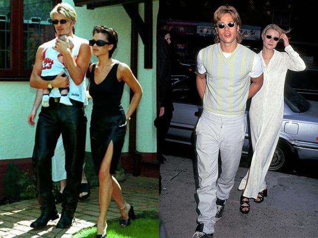 Thời trang hẹn hò của các cặp đôi Hollywood thập niên 80-90s, cặp đôi Beck-Vic vẫn là huyền thoại