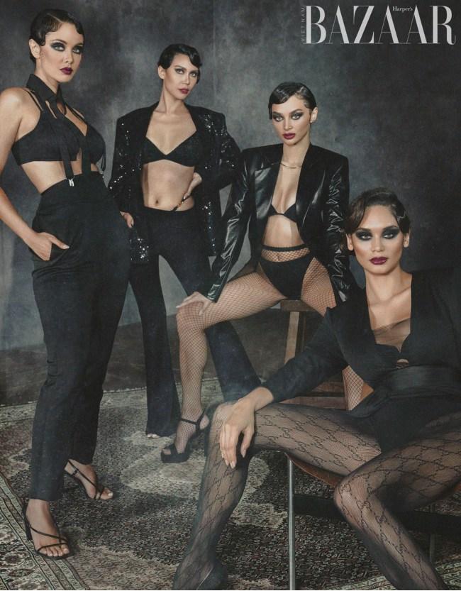 4 nàng hậu đắt giá nhất Philippines diện đầm siêu rách rưới lên bìa tạp chí danh tiếng - 3