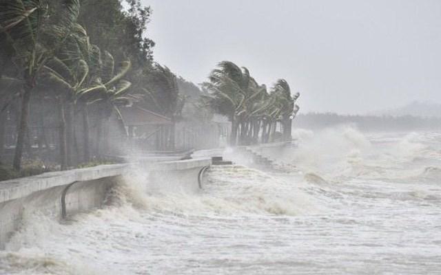 Áp thấp nhiệt đới sắp thành bão giật cấp 10, mưa lớn gió giật mạnh nhiều nơi - 1