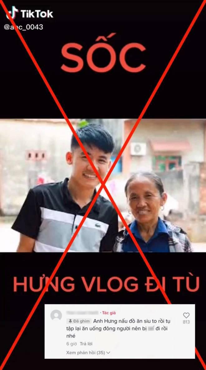 Sự thật thông tin con trai bà Tân Vlog đi tù 15 năm - 1