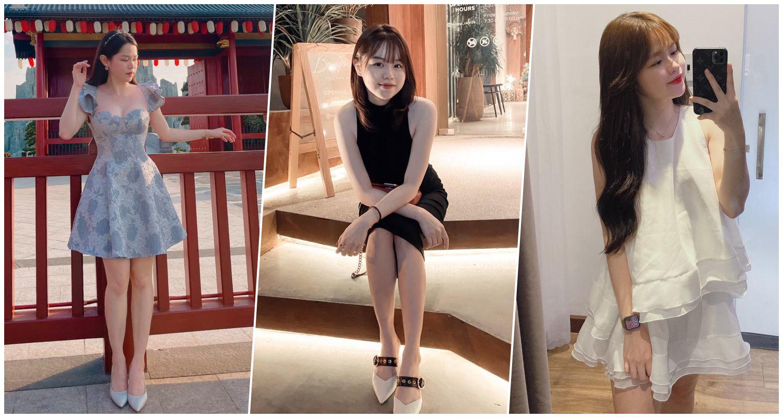 Tình cũ Quang Hải khoe ảnhlàm BTV thể thao: Cất hết váy áo hở hang, mặckín đáo vẫn xinh - 1