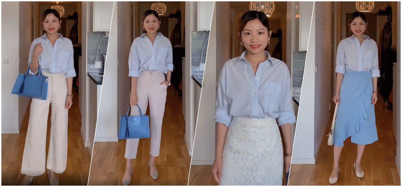 Tình cũ Quang Hải khoe ảnhlàm BTV thể thao: Cất hết váy áo hở hang, mặckín đáo vẫn xinh - 7