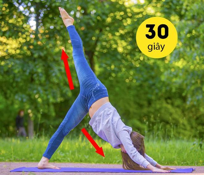 14 bài tập amp;#34;dễ như chơiamp;#34; giúp chị em thêm khỏe, mông nở eo thon, chỉ tốn 10 phút/ngày - 9