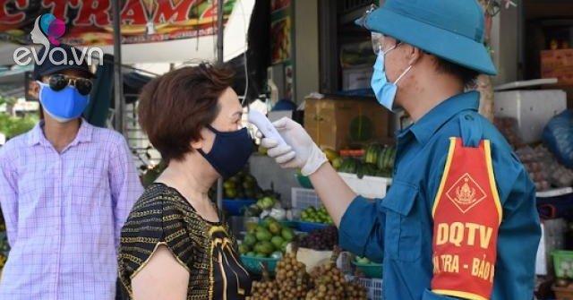 Hà Nội: Thêm 14 ca dương tính SARS-CoV-2, 2 ca chưa rõ nguồn lây là người bán hàng ở chợ
