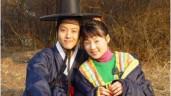 """""""Cô dâu nhỏ xinh"""" Han Ji Hye: Chỉ yêu 2 người đàn ông, đợi 10 năm khóc vì hạnh phúc"""
