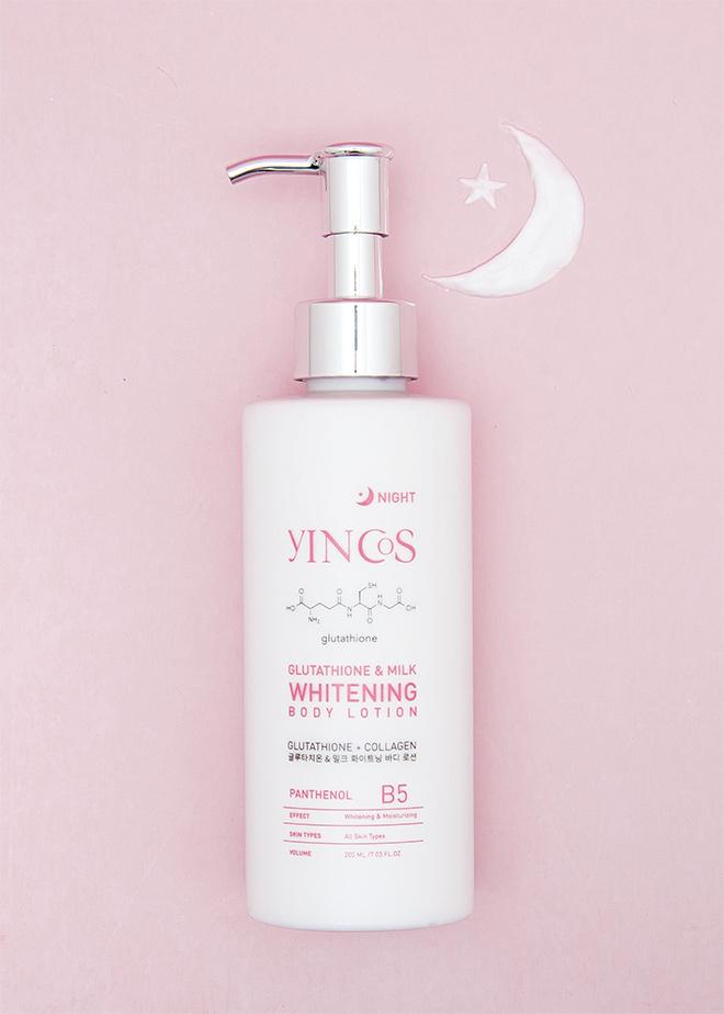 Giải pháp dinh dưỡng cho làn da của bạn: Kem dưỡng Body ban đêm Yincos - 3
