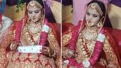 Mở quà cưới bạn chú rể tặng, cô dâu nổi giận vứt sang một bên, clip 10 triệu lượt xem