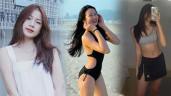 16 tuổi, con gái Lưu Thiên Hương tự tin khoe cơ bụng số 11 đẹp không thua đàn chị