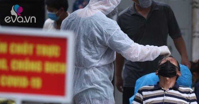 Chiều 24/7, Hà Nội có 4 ca dương tính SARS-CoV-2, tổng ca trong ngày đầu giãn cách giảm còn 23