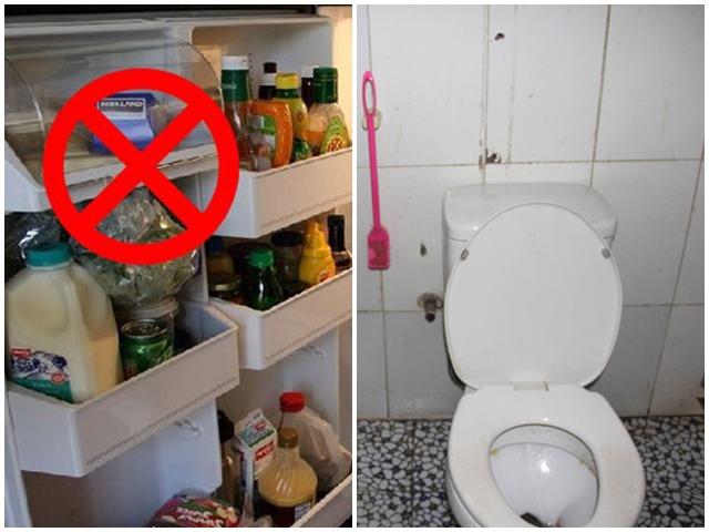 Những vật dụng phải ưu tiên làm sạch trong nhà, tủ lạnh bất ngờ có mặt