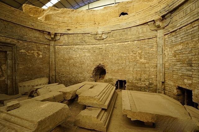 Bí ẩn bên trong lăng mộ nghìn năm tuổi, đồ sộ hơn cả lăng mộ của Từ Hi Thái hậu - 4