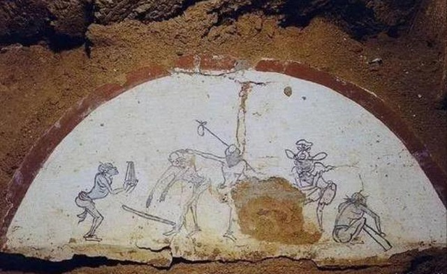 Bí ẩn bên trong lăng mộ nghìn năm tuổi, đồ sộ hơn cả lăng mộ của Từ Hi Thái hậu - 5