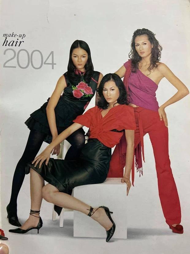 20 năm sắc vóc của Bộ tứ chân dài: Thanh Hằng, Hà Hồ mãi không chịu già - 3