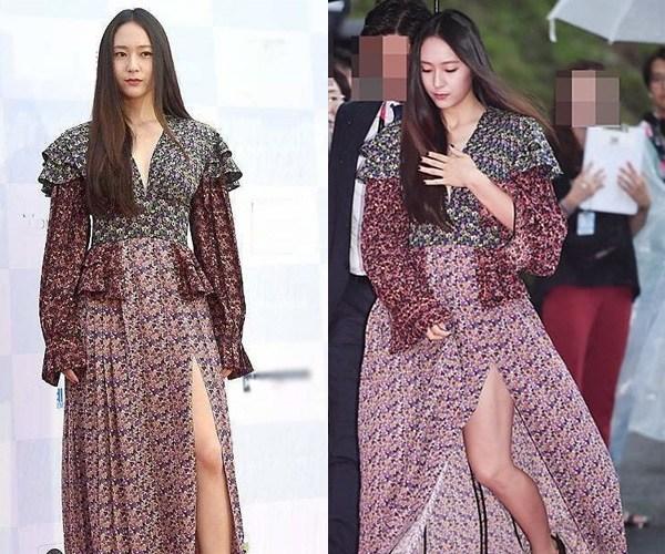 10 bộ váy xấu đến khó hiểu của sao Hàn, thần thái cỡ nào cũng bị tụt hạng phong cách - 11