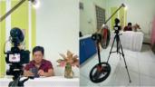 Nghệ sĩ quay gameshow thế nào mùa dịch: Dân mạng cười bò với dụng cụ tự chế của Trường Giang