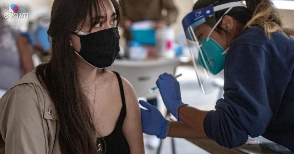 COVID-19: Phát hiện mới khi tiêm vaccine Pfizer cho người đã tiêm AstraZeneca