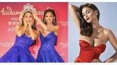 """Mặc váy trễ nải, Hoa hậu Hoàn vũ Pia bị đụng chạm """"núi đôi"""" hơn 1 mét ngay trên sóng"""