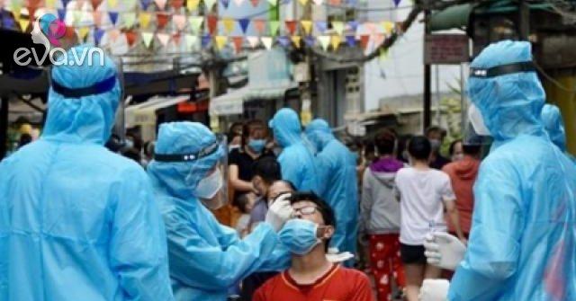 Hà Nội có tổng 65 trường hợp dương tính SARS-CoV-2 trong ngày 28/7