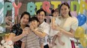 Sao Việt 24h: Mẹ chồng đại gia hiếm hoi xuất hiện, chụp ảnh bên gia đình Đàm Thu Trang