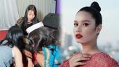 Cô bé bồi bàn từng thi Hoa hậu Hoàn vũ Việt Nam năm 18 tuổi giờ ra sao