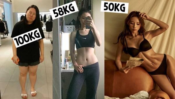 Diệt gọn 50kg mỡ trong 2 năm, cô nàng béo ú amp;#34;lột xácamp;#34; gợi cảm ngoạn mục - 1