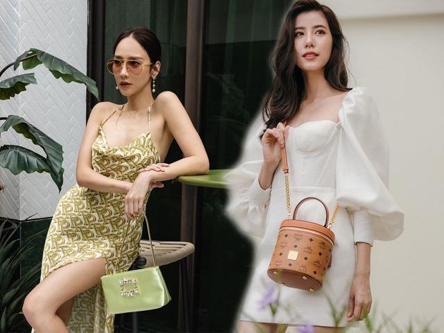 Với vài bí quyết đơn giản này, các mỹ nhân Thái cứ diện váy là quyến rũ mê người