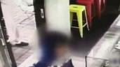 Đi cướp, thanh niên bị chủ quán vác dao thái thịt đuổi chém