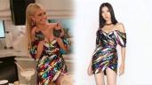Bom sex ăn chơi Paris Hilton diện váy của một NTK đình đám Việt Nam