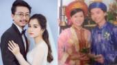 Đăng ảnh cưới 11 năm trước, Hứa Minh Đạt nhớ đêm động phòng thức tới sáng với Lâm Vỹ Dạ