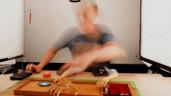 Phân cảnh làm sushi dài 45 giây nhưng mất hơn 1 tháng để sản xuất