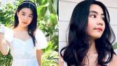 """Không thua """"chị gái hoa hậu tương lai"""", gái út nhà Quyền Linh 13 tuổi trổ sắc long lanh"""