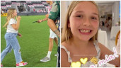 Nhận không raHarper Beckham tuổi lên 10: Tròn mũm mĩm nhưng mặt vẫn cực phẩm!
