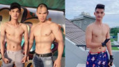 Sau tuyên bố tập gym để bế con cho khoẻ, Mạc Văn Khoa tung ảnh body săn chắc khó tin