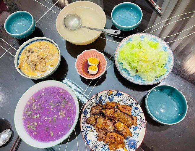 Chồng thành đạt của Vân Hugo làm bánh, vợ và dàn sao Việt tấm tắc khen: amp;#34;Tuyệt phẩmamp;#34; - 6