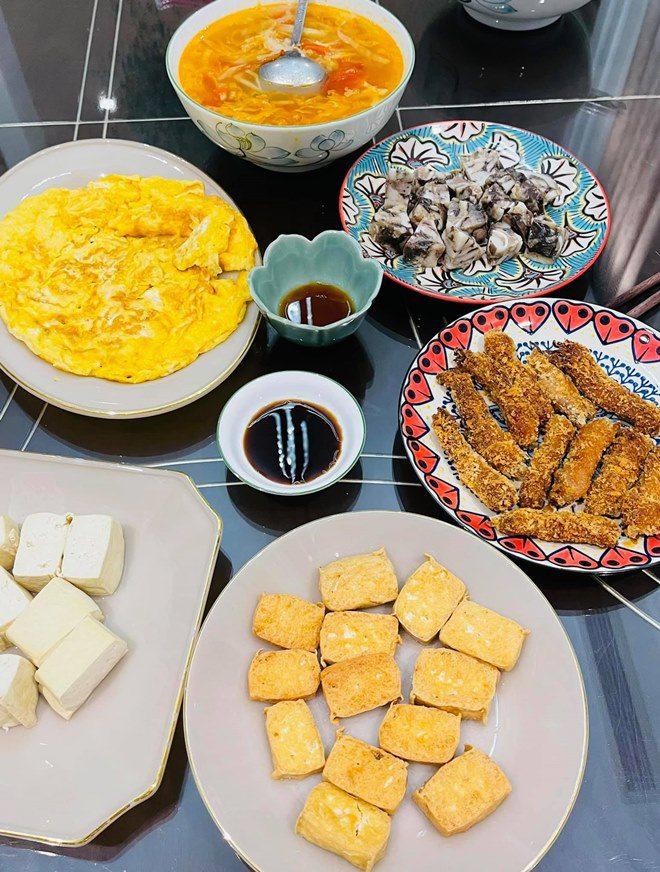 Chồng thành đạt của Vân Hugo làm bánh, vợ và dàn sao Việt tấm tắc khen: amp;#34;Tuyệt phẩmamp;#34; - 7