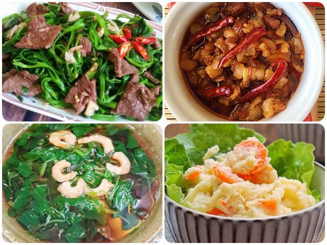 Hôm nay ăn gì: Đổi bữa, vợ nấu ngay 4 món này cả nhà ăn ngon không cần phải nghĩ - 1