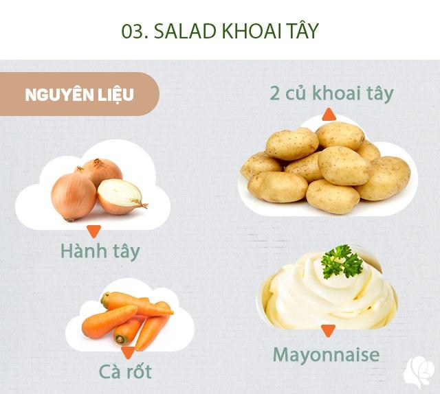 Hôm nay ăn gì: Đổi bữa, vợ nấu ngay 4 món này cả nhà ăn ngon không cần phải nghĩ - 7