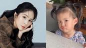 Khoe con gái 2 tuổi đã cao hơn 90cm nhưng bị chê xấu, Lê Phương đáp trả ngay
