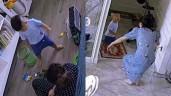 Hoà Minzy đăng clip camera nhà riêng, thấy cảnh tượng tan chảy của hai mẹ con khi bố vắng nhà