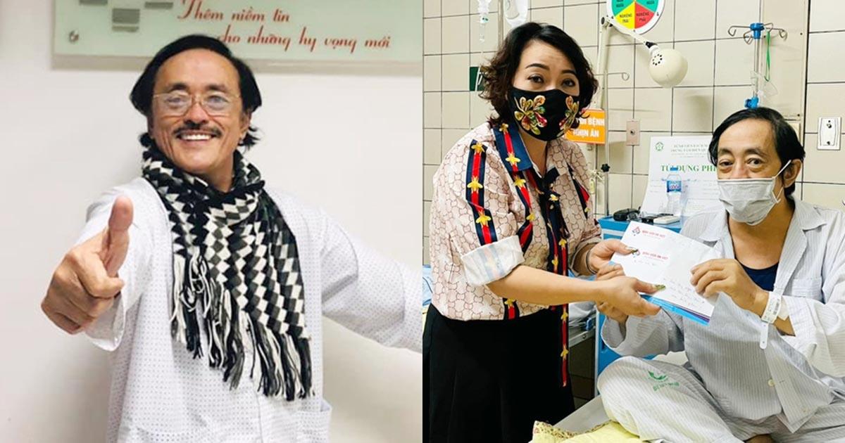 Nghệ sĩ Giang Còi qua đời sau vài tháng phát hiện và chiến đấu với căn bệnh ung thư - 3
