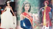 Trầm trồ trang phục đăng quang của các Hoa hậu Việt Nam những năm 80-90