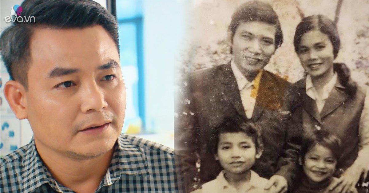"""Tuổi thơ dữ dội của """"ông Khang Hương Vị Tình Thân"""": Cùng mẹ bám theo bố kiểm chứng lời đồn"""