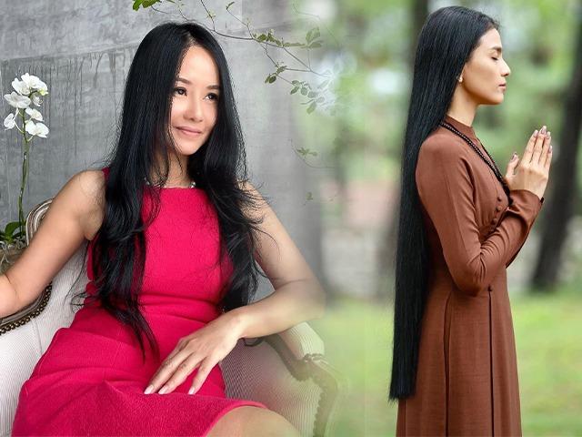 Sao tranh thủ nuôi tóc dài mùa giãn cách, người đầu tiên sở hữu mái tóc tuyệt đỉnh