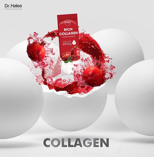 Dr Halee chính thức cho ra mắt dòng sản phẩm Rich Collagen Pomegranate với ưu điểm vượt trội - 3