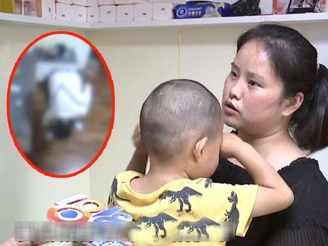 Mẹ tức giận khi thấy cảnh bảo mẫu mắng chửi con trai, những gì bé kể còn khủng khiếp hơn