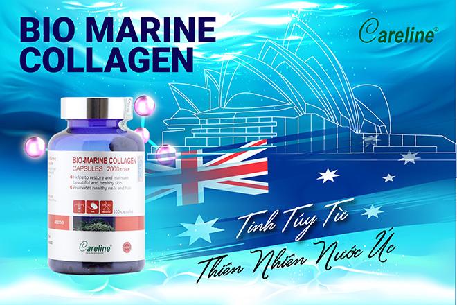 Bio Marine Collagen – collagen sinh học từ cá biển sâu giúp ngăn ngừa lão hóa, giảm vết nhăn da - 5