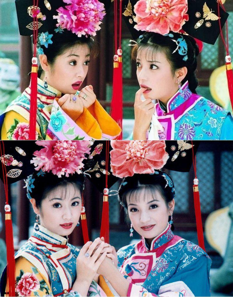 """Công chúa thiện lương nhất của Hoàn Châu Cách Cách từng """"bật"""" thợ trang điểm vì dám làm phật ý - 6"""